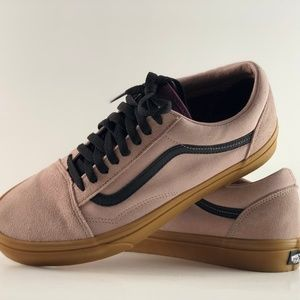 Vans Old Skool Gum Shadow Gray/Prune Sneakers